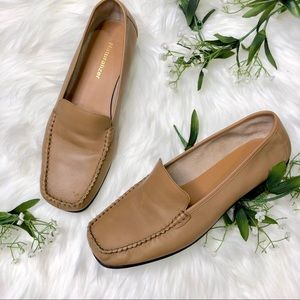 Naturalizer   Tan Comfortable Loafers Sz 9.5 W